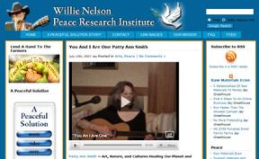 Patty and Willie Nelson