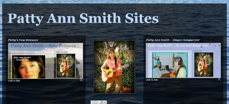 Patty Ann Smith ~ Rhythms Of Life Records Music Recordings