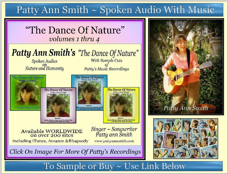 Patty Ann Smith - The Dance Of Nature